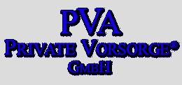 PVA Private Vorsorge